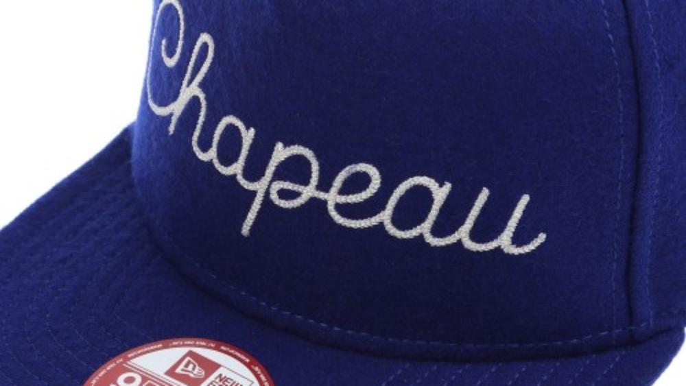 "Casquette ""Chapeau"" NEW ERA by Ceizer"